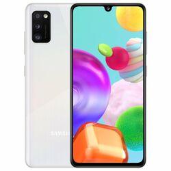Samsung Galaxy A41 - A415F, 4/64GB, Dual SIM | White, Trieda A+ - použité, záruka 12 mesiacov na progamingshop.sk