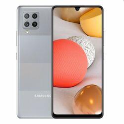 Samsung Galaxy A42 5G - A426B, Dual SIM, 4/128GB, light grey - SK distribúcia na pgs.sk