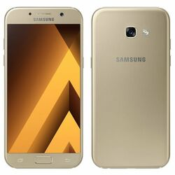 Samsung Galaxy A5 2017 - A520F, Single SIM, 32GB | Gold - nový tovar, neotvorené balenie na pgs.sk