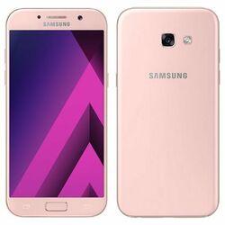 Samsung Galaxy A5 2017 - A520F, Single SIM, 32GB   Pink, Trieda A - použité, záruka 12 mesiacov na pgs.sk