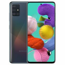 Samsung Galaxy A51 - A515F, 4/128GB, Dual SIM, Black - SK distribúcia na progamingshop.sk