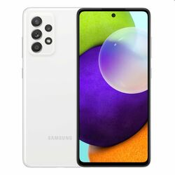 Samsung Galaxy A52 - A525F, 6/128GB, white na progamingshop.sk