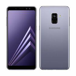 Samsung Galaxy A8 2018 - A530F, Single SIM, 32GB | Orchid Gray - nový tovar, neotvorené balenie na progamingshop.sk