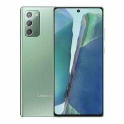 Samsung Galaxy Note 20 5G - N981F, Dual SIM, 8/256GB   Mystic Green, Trieda A+ -  použité, záruka 12 mesiacov na pgs.sk