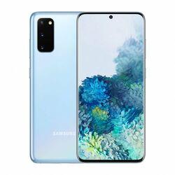 Samsung Galaxy S20 - G980F, Dual SIM, 8/128GB | Cloud Blue, Trieda A - použité, záruka 12 mesiacov na progamingshop.sk