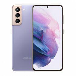 Samsung Galaxy S21 5G - G991B, Dual SIM, 8/128GB, Phantom Violet - SK distribúcia na pgs.sk