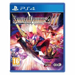 Samurai Warriors 4 II [PS4] - BAZÁR (použitý tovar) na progamingshop.sk