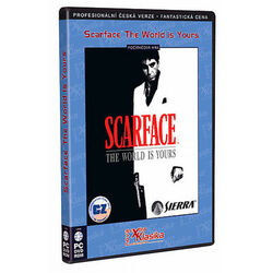 Scarface: The World is Yours CZ na progamingshop.sk