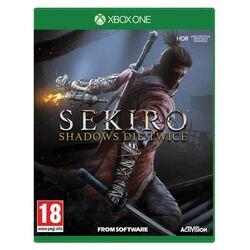 Sekiro: Shadows Die Twice [XBOX ONE] - BAZÁR (použitý tovar) na progamingshop.sk