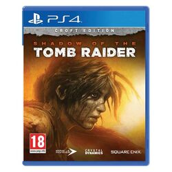 Shadow of the Tomb Raider (Croft Edition) na pgs.sk