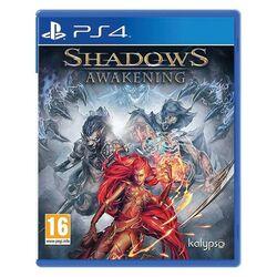 Shadows: Awakening [PS4] - BAZÁR (použitý tovar) na progamingshop.sk