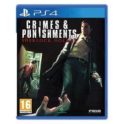 Sherlock Holmes: Crimes & Punishments na progamingshop.sk
