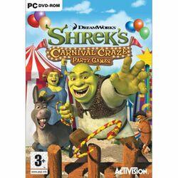 Shrek Carnival Craze: Party Games na progamingshop.sk