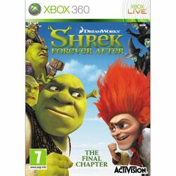 Shrek Forever After na progamingshop.sk