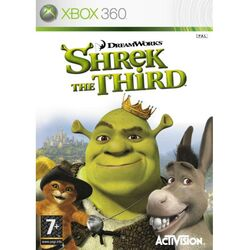 Shrek the Third na progamingshop.sk