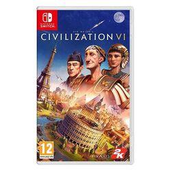 Sid Meier's Civilization 6 [NSW] - BAZÁR (použitý tovar) na progamingshop.sk