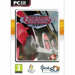 Sid Meier's Railroads na progamingshop.sk