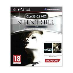 Silent Hill (HD Collection) PS3 - BAZÁR (použitý tovar) na pgs.sk