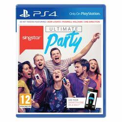 Singstar: Ultimate Party na progamingshop.sk
