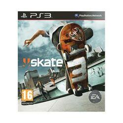 Skate 3-PS3 - BAZÁR (použitý tovar)  na progamingshop.sk