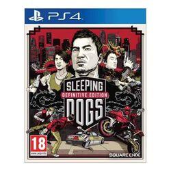 Sleeping Dogs (Definitive Edition) [PS4] - BAZÁR (použitý tovar) na pgs.sk