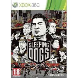 Sleeping Dogs - XBOX 360- BAZÁR (použitý tovar) na progamingshop.sk