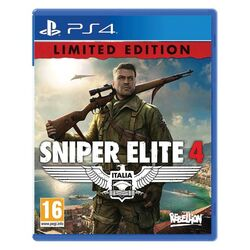 Sniper Elite 4 (Limited Edition) na pgs.sk