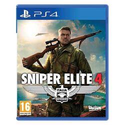Sniper Elite 4 [PS4] - BAZÁR (použitý tovar) na pgs.sk