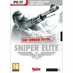 Sniper Elite V2 (High Command Edition) na progamingshop.sk