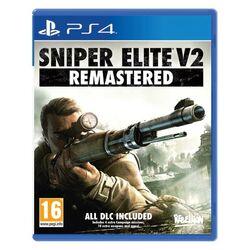 Sniper Elite V2 Remastered [PS4] - BAZÁR (použitý tovar) na progamingshop.sk