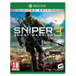 Sniper: Ghost Warrior 3 [XBOX ONE] - BAZÁR (použitý tovar) na progamingshop.sk