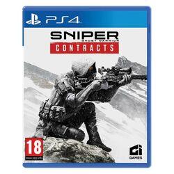 Sniper Ghost Warrior: Contracts CZ [PS4] - BAZÁR (použitý tovar) na progamingshop.sk