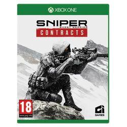 Sniper Ghost Warrior: Contracts CZ [XBOX ONE] - BAZÁR (použitý tovar) na progamingshop.sk