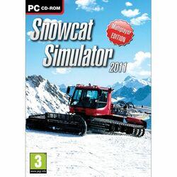 Snowcat Simulator 2011 na progamingshop.sk