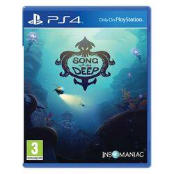 Song of the Deep [PS4] - BAZÁR (použitý tovar) na progamingshop.sk