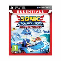 Sonic & All-Stars Racing: Transformed [PS3] - BAZÁR (použitý tovar) na progamingshop.sk
