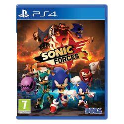 Sonic Forces [PS4] - BAZÁR (použitý tovar) na progamingshop.sk