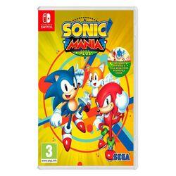 Sonic Mania Plus [NSW] - BAZÁR (použitý tovar) na progamingshop.sk