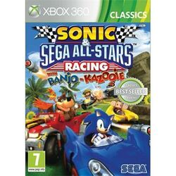 Sonic & SEGA All-Stars Racing with Banjo-Kazooie [XBOX 360] - BAZÁR (použitý tovar) na progamingshop.sk