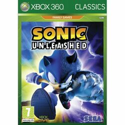 Sonic Unleashed na progamingshop.sk