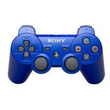 Sony DualShock 3 Wireless Controller, blue-PS3 - BAZÁR (použitý tovar) na progamingshop.sk