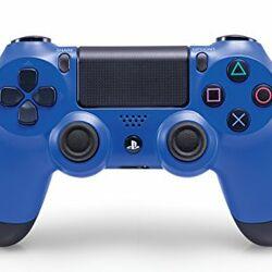 Sony DualShock 4 Wireless Controller, blue - trieda A, ako nový na progamingshop.sk