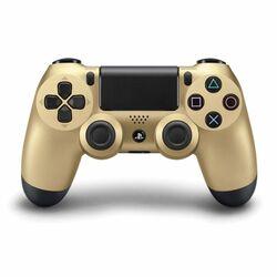 Sony DualShock 4 Wireless Controller, gold na progamingshop.sk