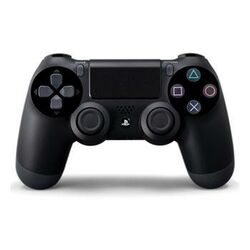 Sony DualShock 4 Wireless Controller, jet black - BAZÁR (použitý tovar) na pgs.sk