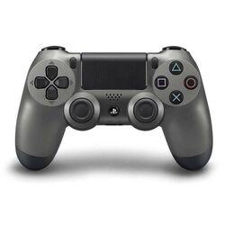 Sony DualShock 4 Wireless Controller, steel black - BAZÁR (použitý tovar , zmluvná záruka 12 mesiacov) na progamingshop.sk