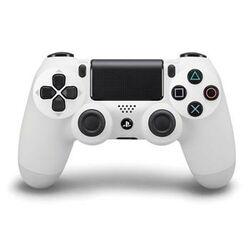 Sony DualShock 4 Wireless Controller V2, glacier white na progamingshop.sk
