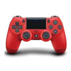 Sony DualShock 4 Wireless Controller v2, magma red na pgs.sk