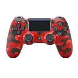 Sony DualShock 4 Wireless Controller v2, red camouflage - OPENBOX (Rozbalený tovar s plnou zárukou) na progamingshop.sk