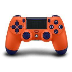 Sony DualShock 4 Wireless Controller v2, sunset orange na progamingshop.sk