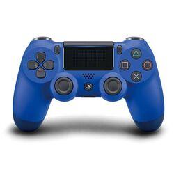 Sony DualShock 4 Wireless Controller v2, wave blue na progamingshop.sk
